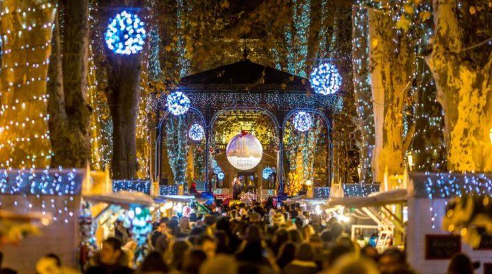 Marché de Noël de Zagreb – meilleur en Europe