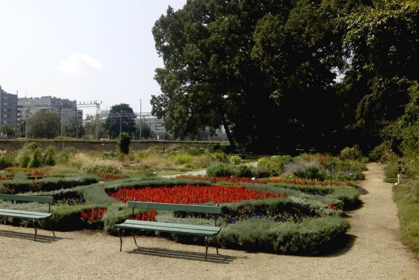 Jardin botanique - attraction verte du centre de Zagreb