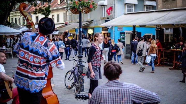 Rue Tkalciceva – la plus animée et pittoresque de Zagreb